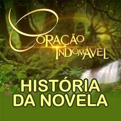 Novela Coração Indomável SBT