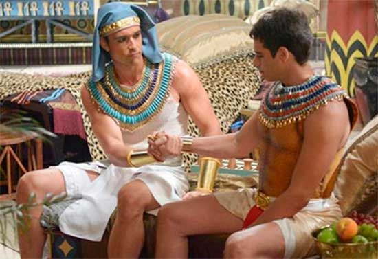 Ramsés Moisés Os Dez mandamentos