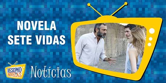 Miguel Júlia Luiz Sete Vidas