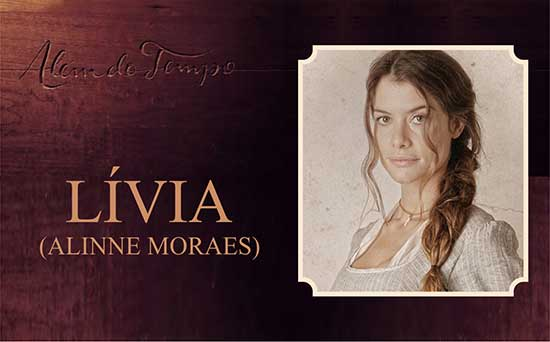 Lívia Alinne Moraes Além do Tempo
