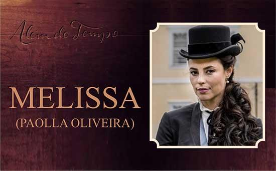 Melissa Além do Tempo