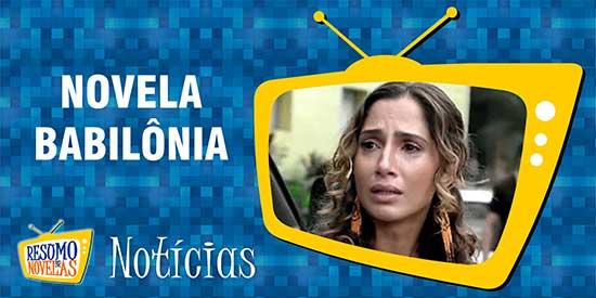 Regina Presa Babilônia