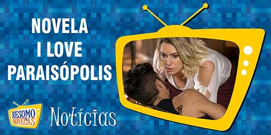 Soraya Grego I Love Paraisópolis