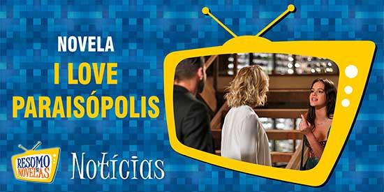 Soraia Mari Gabo I Love Paraisópolis