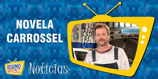 Rafael Carrossel