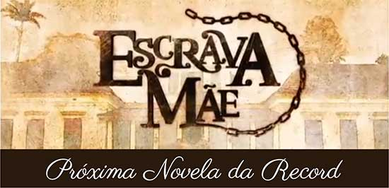 Escrava Mãe Novela Record