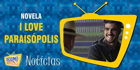Grego Dom Pepino I Love Paraisópolis