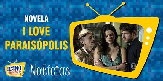 Expedito I Love Paraisópolis