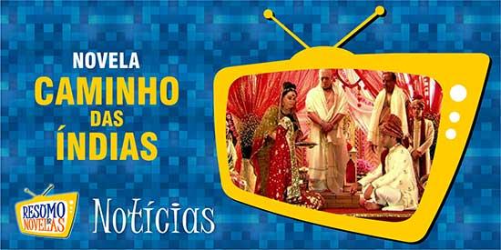 Casamento Raj Maya Caminho das Índias
