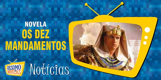 Ramsés Os Dez Mandamentos