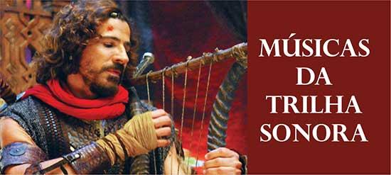 Músicas Trilha Sonora Rei Davi