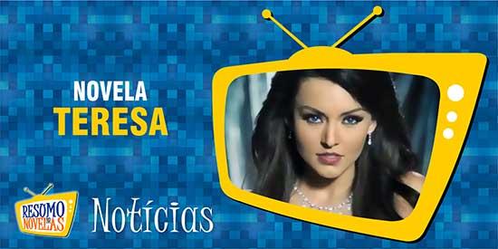 Teresa Bêbada Novela SBT