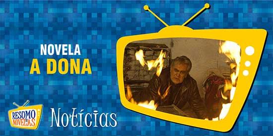 Frederico Novela A Dona