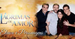 Lágrimas Amor Elenco e Personagens