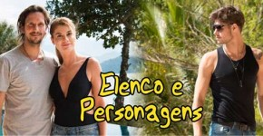 Elenco Personagens Rock Story