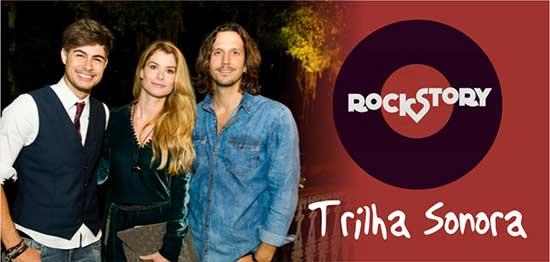 Ouça as músicas da trilha sonora da novela Rock Story da Globo