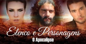 O Apocalipse Elenco Personagens