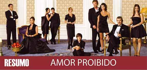 Resumo Amor Proibido