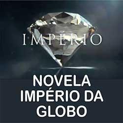 Novela Império Globo