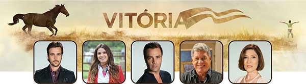 Novela Vitória