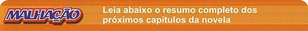 Resumo Malhação Canal Viva