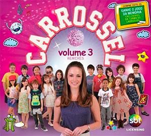 Músicas Carrossel Volume 3