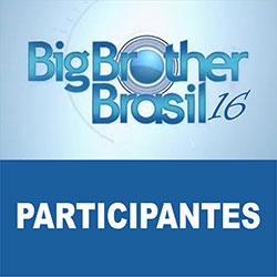 Participantes BBB15