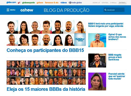 Image Result For Gshow Bbb