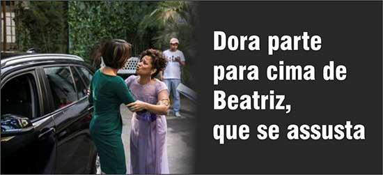 Dora x Beatriz Babilônia