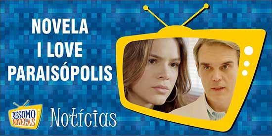 Mari Tomás I Love Paraisópolis