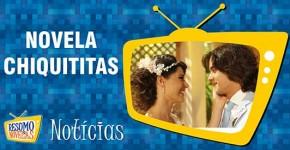 Carol Junior casamento Chiquititas