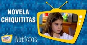 Gabi adota Maria Chiquititas