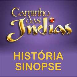 História Caminho das Índias