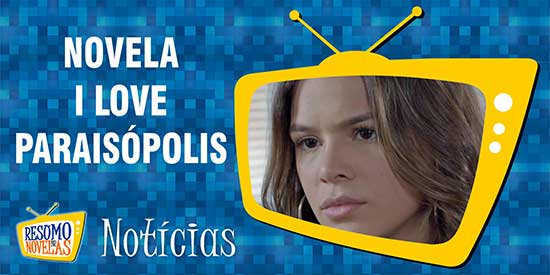 Mari Bruna Tomás I Love Paraisópolis