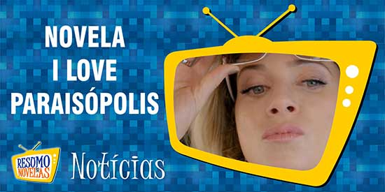 Soraia I Love Paraisópolis
