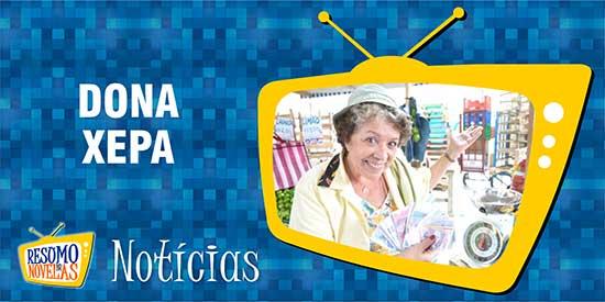 Novela Dona Xepa Record