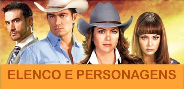 A Dona Elenco Personagens