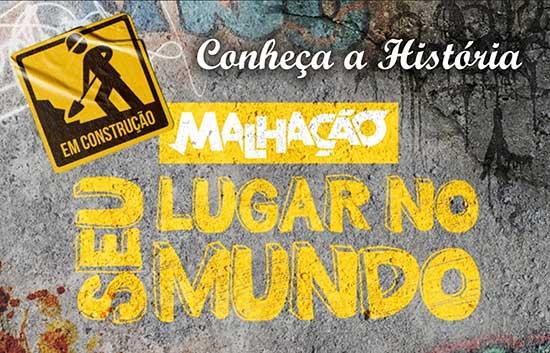 História Malhação 2015