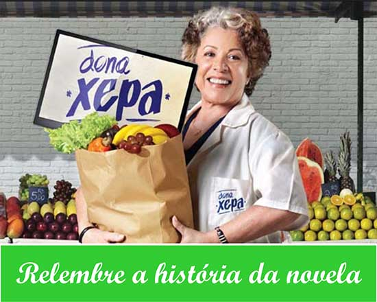 História Dona Xepa