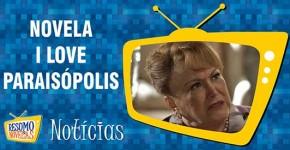 Isabelita I Love Paraisópolis