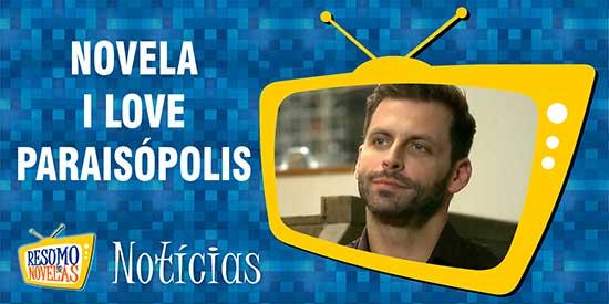 Gabo I Love Paraisópolis
