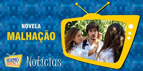 Alina Luan Luciana Rodrigo Malhação