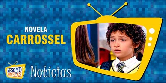 Davi Valéria Carrossel