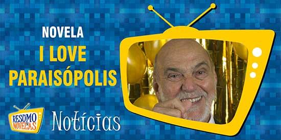Dom Pepino I Love Paraisópolis