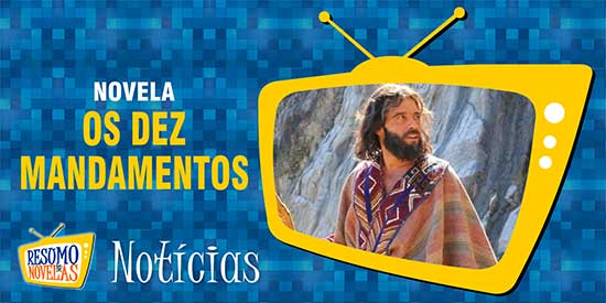 Moisés Os Dez Mandamentos