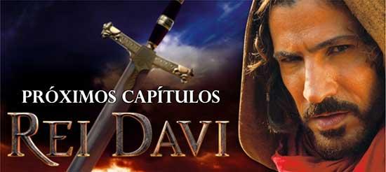 Resumo Próximos Capítulos Rei Davi