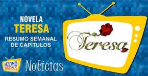 Capítulos Semana Novela Teresa SBT
