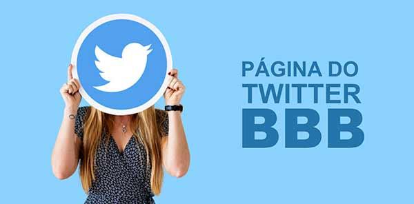 Twitter BBB20 Página Oficial