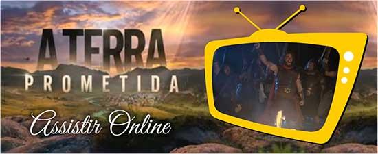 Assistir novela Terra Prometida Online
