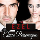 Elenco Personagens Ezel